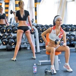 Фитнес-клубы Клина