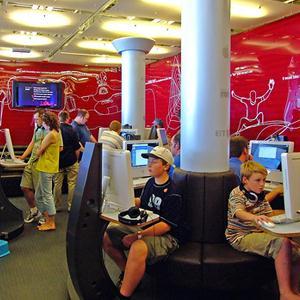 Интернет-кафе Клина