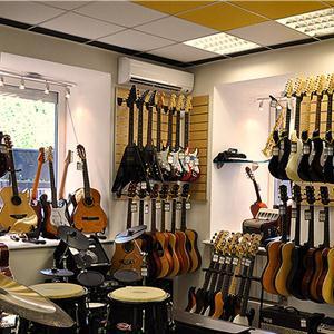 Музыкальные магазины Клина