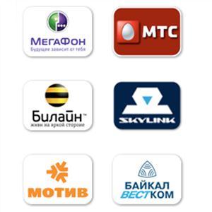 Операторы сотовой связи Клина